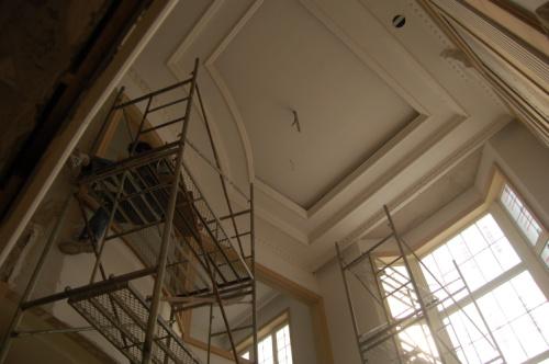 客厅挑空吊顶效果图
